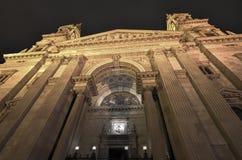 Saint Stephen's Basilica, Budapest, Hungary Royalty Free Stock Photo