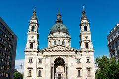 Saint Stephen's Basilica in Budapest Royalty Free Stock Image