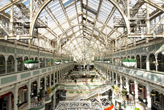 Saint Stephen's Green Shopping Centre, Dublin Royalty Free Stock Images