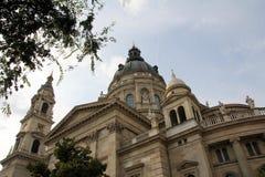 Saint Stephens Basilica. In Budapest, Hungary Royalty Free Stock Photo