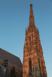 Saint Stephens Cathedral Vienna. Saint Stephens Cathedral (Stephansdom) in Vienna, Austria Stock Photos