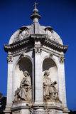 Saint Sulpice church. Stock Image