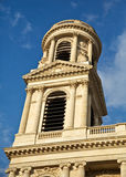 The Saint-Sulpice Royalty Free Stock Photography