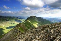 Saint Sunday Crag Royalty Free Stock Image
