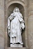 Saint Teresa royalty free stock images