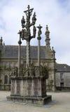 Saint-Thegonnec Stock Image