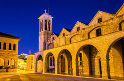 Saint Theodoros Cathedral in Paphos Stock Photography