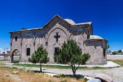 Saint Theodoros Trion Church, Derinkuyu, Turkey stock photo