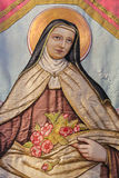 Saint Therese of Lisieux Stock Images
