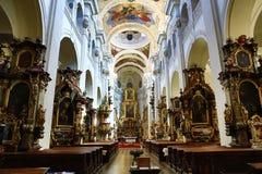 Saint Thomas Church (Czech: Kostel svatého Tomáše) is an Augustinian church in Malá Strana, Prague, Czech Republic. A Picture of the Royalty Free Stock Photos
