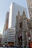 Saint Thomas Church New York City Stock Image