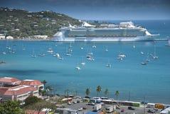 Saint Thomas, US Virgin Islands Royalty Free Stock Images