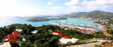 Saint Tomas Island Stock Photography