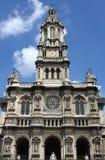 Saint Trinity Church in Paris Stock Photography