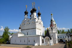 Saint Trinity Convent in Murom, Russia royalty free stock photo