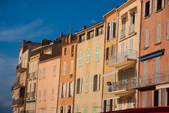 Saint Tropez Royalty Free Stock Photography