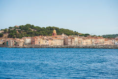 Saint Tropez foto de stock royalty free