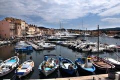 Saint-Tropez Lizenzfreie Stockbilder