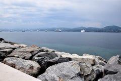 Saint-Tropez Stockfotos