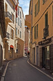 Saint Tropez - Architecture of city Royalty Free Stock Photos