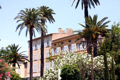 Saint-Tropez Dior Cafe French Riviera Stock Photography