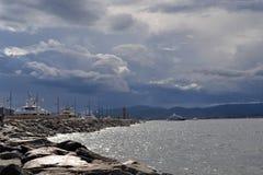 SAINT TROPEZ, FRANCE image libre de droits
