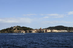 Saint Tropez. France Stock Photography