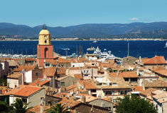 Saint-Tropez, France Stock Photos
