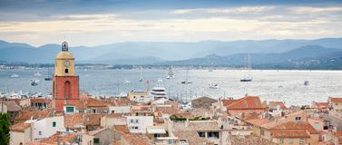 Saint Tropez, France Stock Photo