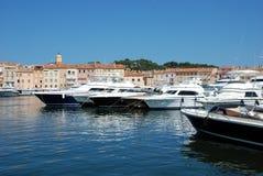 Saint-Tropez Stock Image