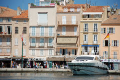 Saint-Tropez Royalty Free Stock Photography