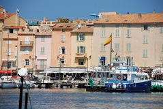 Saint-Tropez Royalty Free Stock Photos
