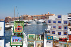 Saint-Tropez Stock Images