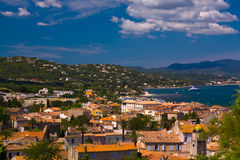 Saint Tropez, France Royalty Free Stock Photo