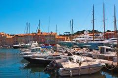 Saint Tropez, France Stock Images
