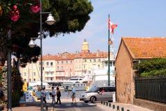 Saint-Tropez French Riviera Stock Photos