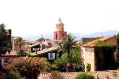 Saint-Tropez French Riviera Royalty Free Stock Photography