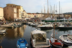 Saint Tropez Stock Photography