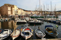 Saint Tropez Royalty Free Stock Photos