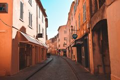 Saint Tropez royalty free stock image