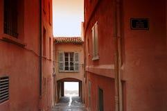 Saint Tropez village Stock Images