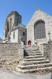 Saint Tugen in Primelin Royalty Free Stock Photo