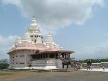 Saint tukaram gatha temple. Ite temple of saint tukaram's literature place - dehu, India royalty free stock photos
