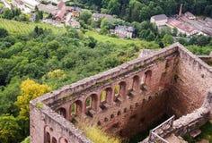 Saint-Ulrich Castle Royalty Free Stock Photo