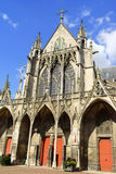 Saint-Urbain Basilica in Troyes, France Stock Photos