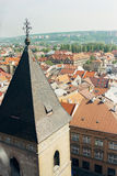 Saint Urban Tower in Kosice, Slovakia Royalty Free Stock Photography