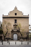 Saint Ursula convent, Valencia - Spain Stock Images