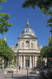 Saint Ursule chapel at Sorbonne, Paris Stock Photography