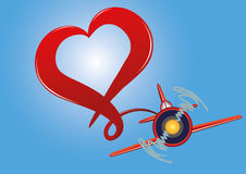Saint Valentin Photographie stock libre de droits
