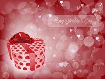 Saint Valentin actuel Image stock